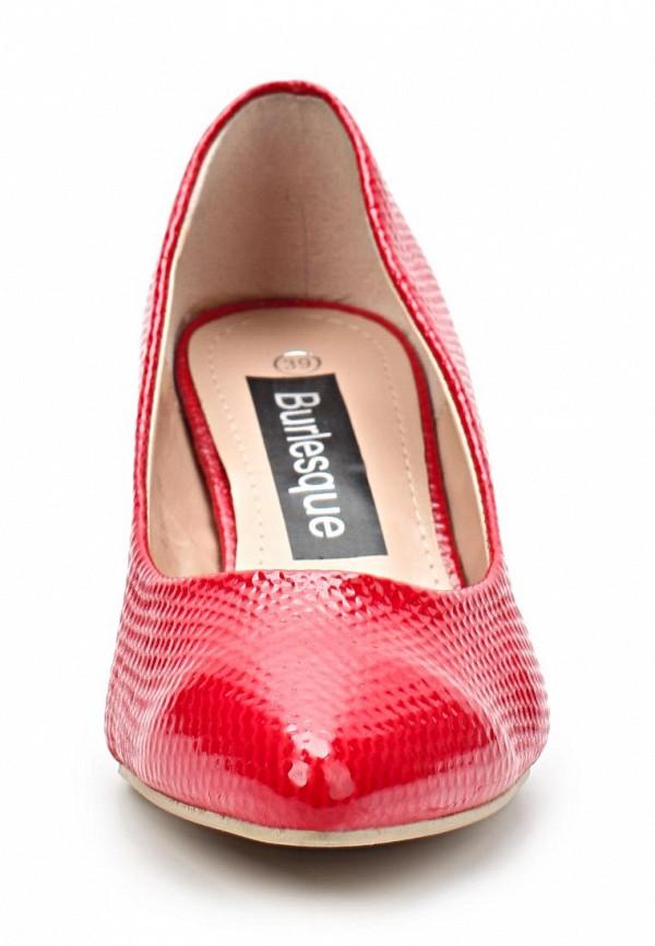 Туфли на каблуке Burlesque HB12-60: изображение 5