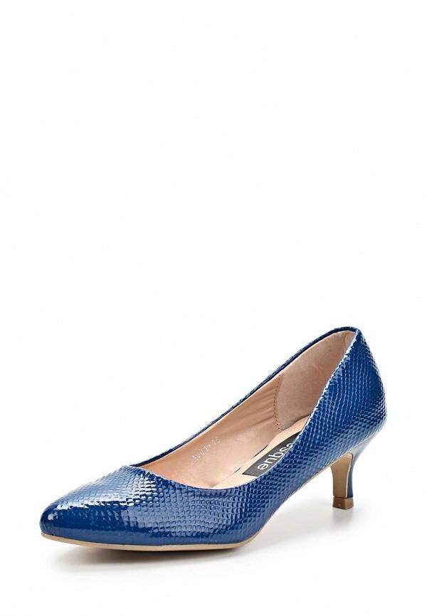 Туфли на каблуке Burlesque HB12-61: изображение 1