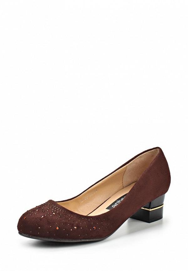 Туфли на каблуке Burlesque HB12-62: изображение 1