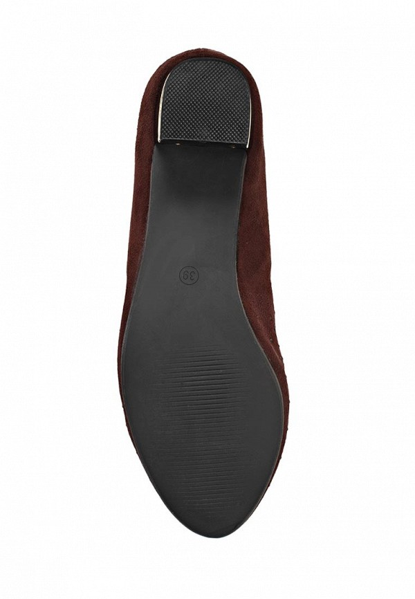 Туфли на каблуке Burlesque HB12-62: изображение 4