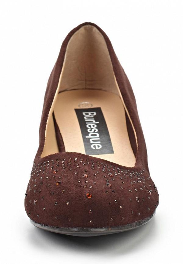 Туфли на каблуке Burlesque HB12-62: изображение 6