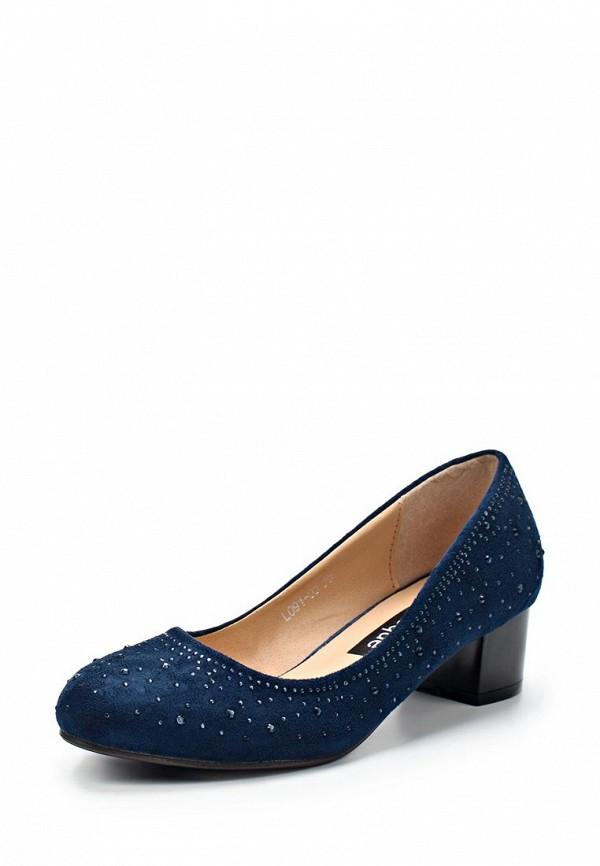 Туфли на каблуке Burlesque HB12-63: изображение 1