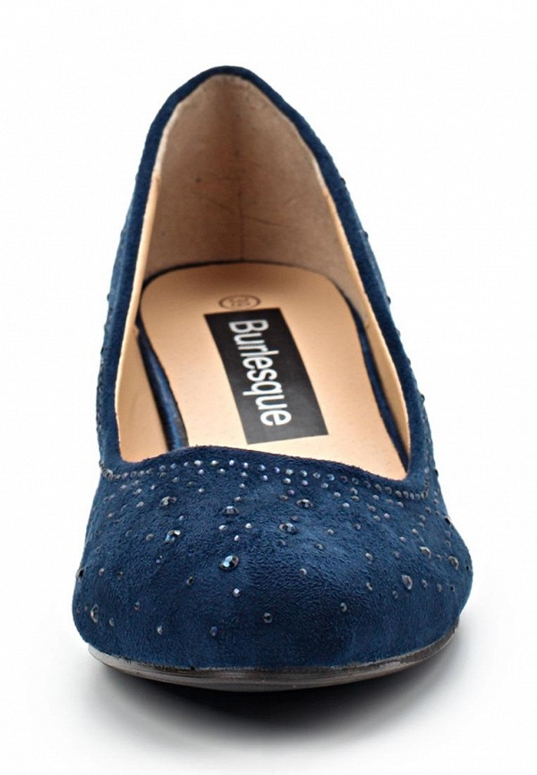 Туфли на каблуке Burlesque HB12-63: изображение 5