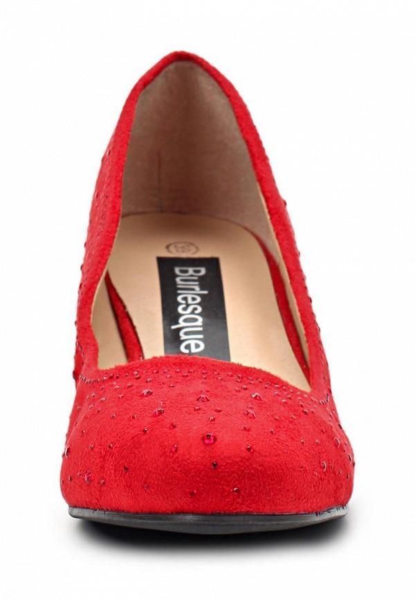 Туфли на каблуке Burlesque HB12-64: изображение 3