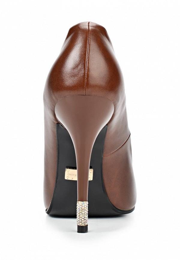 Туфли на каблуке Burlesque HRMH-D1: изображение 2