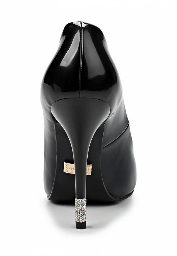 Туфли на каблуке Burlesque HRMH-D11: изображение 3