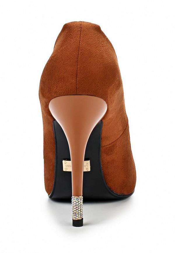 Туфли на каблуке Burlesque MHMR-1: изображение 3