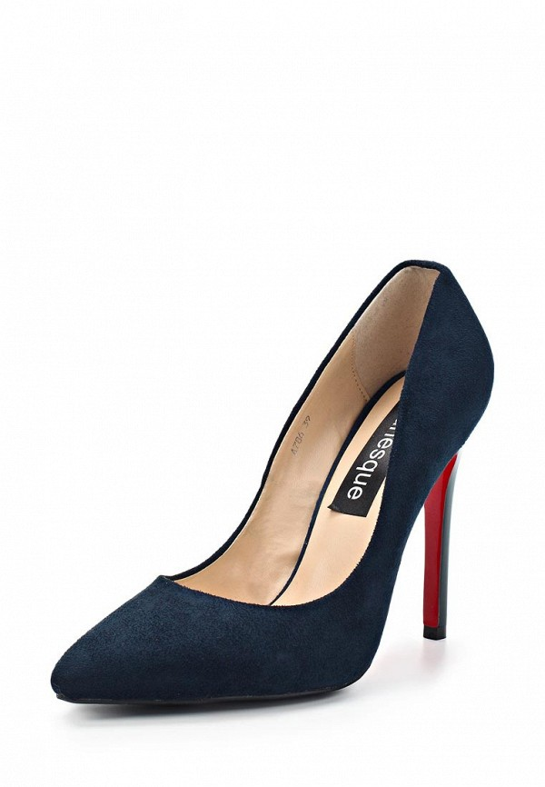 Туфли на каблуке Burlesque BC-H1: изображение 1