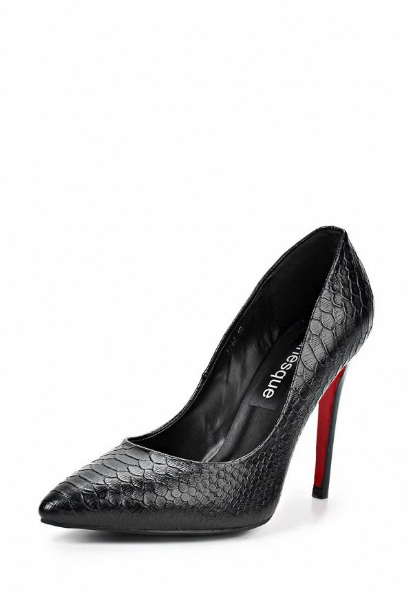 Туфли на шпильке Burlesque HR12-1: изображение 1
