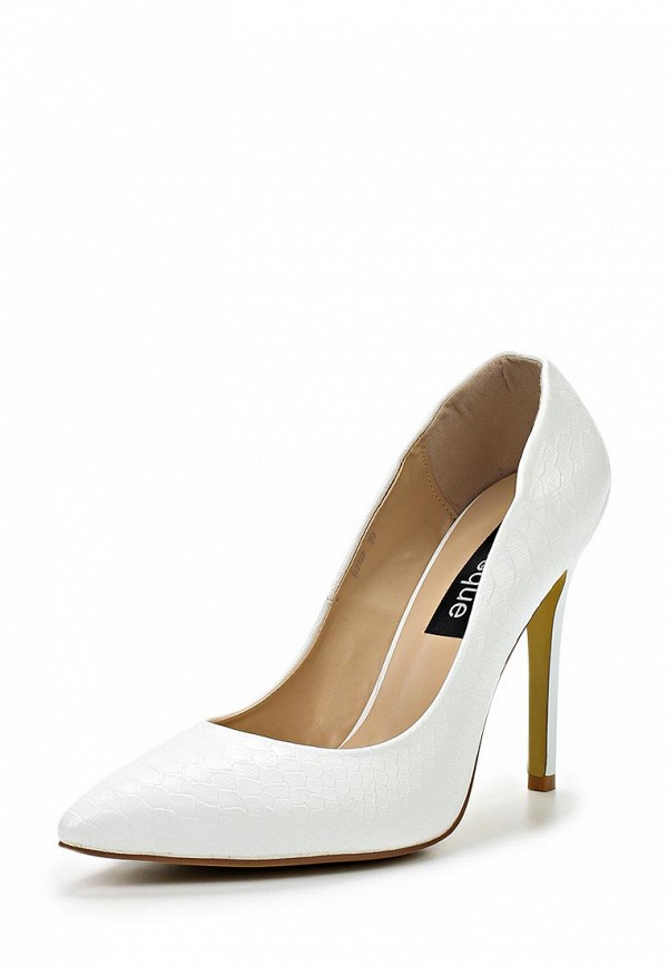 Туфли на каблуке Burlesque HR12-1: изображение 1
