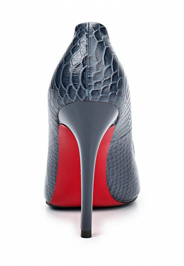 Туфли на каблуке Burlesque NA1201-NK: изображение 2
