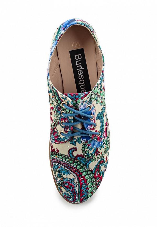 Женские ботинки Burlesque HRC-1512-3: изображение 4