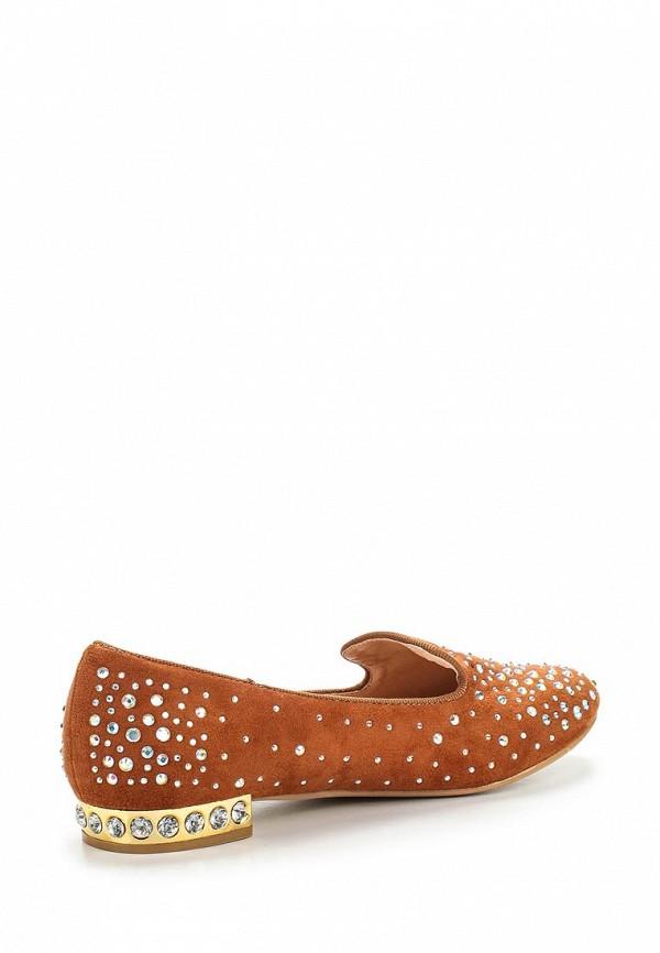 Туфли на плоской подошве Burlesque HRC-1512-14: изображение 2