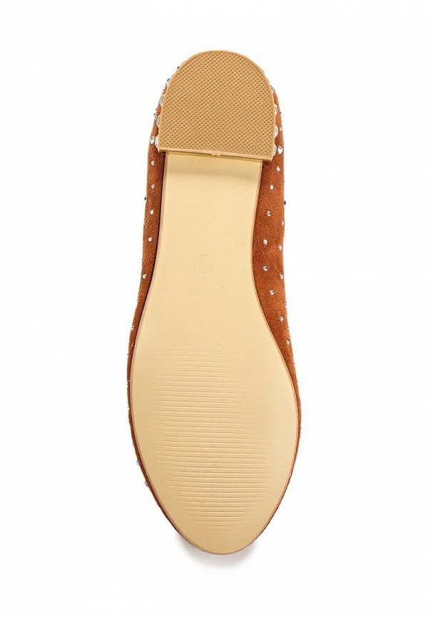 Туфли на плоской подошве Burlesque HRC-1512-14: изображение 3