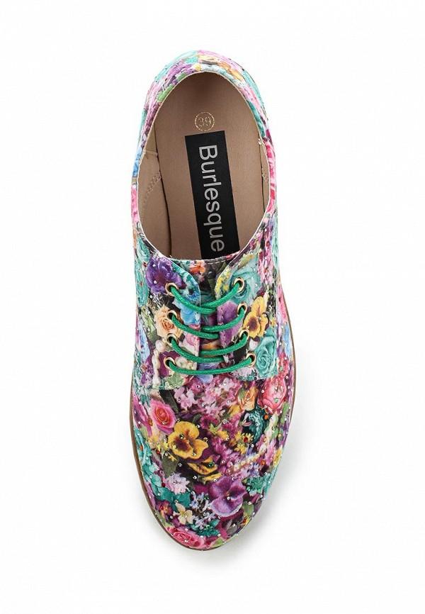 Женские ботинки Burlesque HRC-1512-26: изображение 4