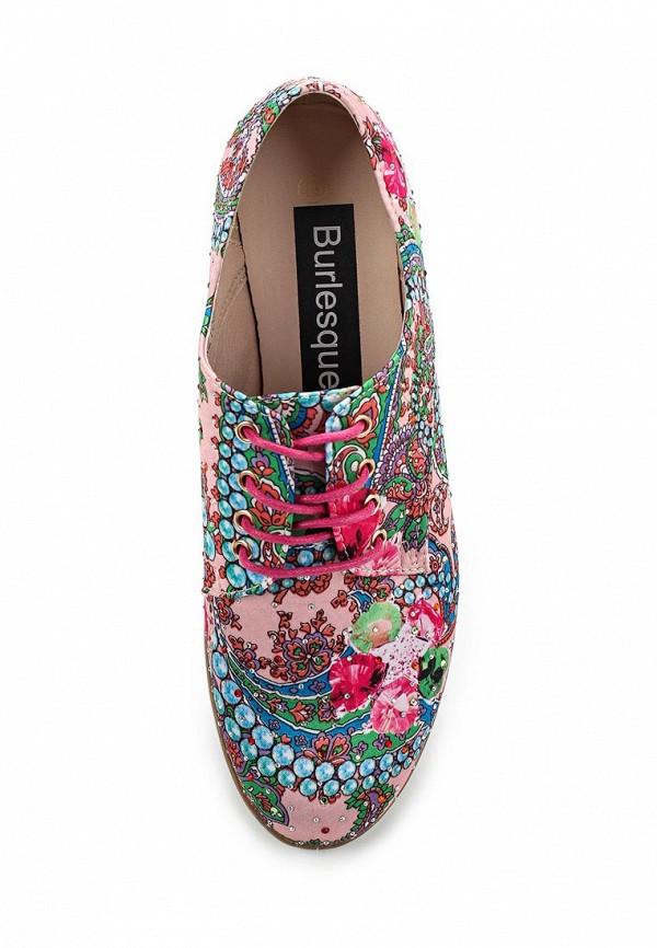 Женские ботинки Burlesque HRC-1512-34: изображение 4