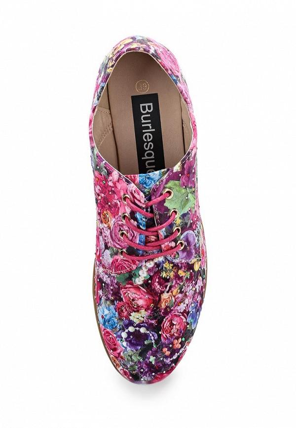 Женские ботинки Burlesque HRC-1512-36: изображение 4