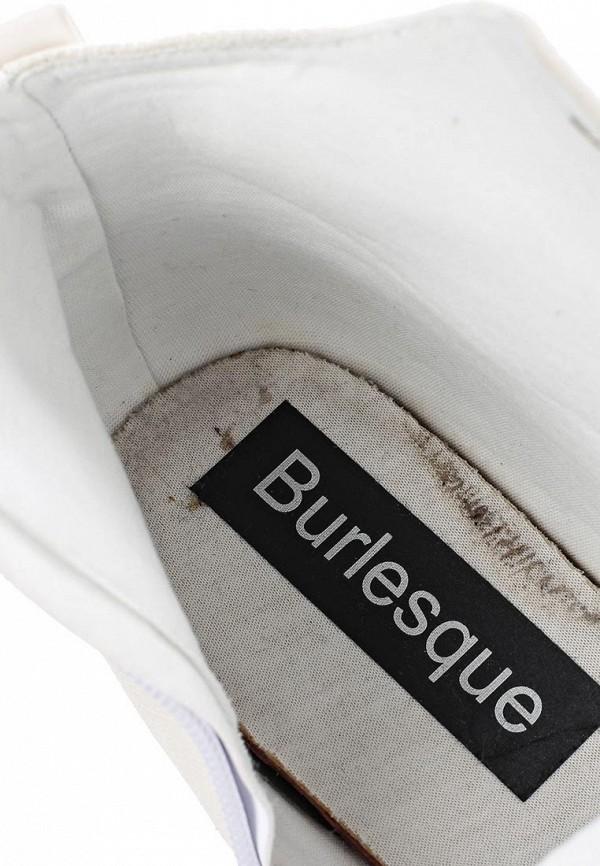 Женские кеды на танкетке Burlesque 5128-17: изображение 5