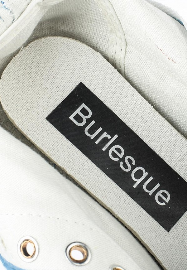 Женские кеды на танкетке Burlesque BH319-11: изображение 9