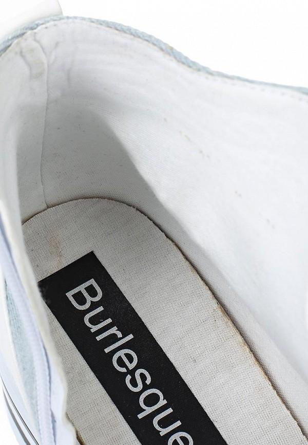 Женские кеды на танкетке Burlesque XGTH228: изображение 5