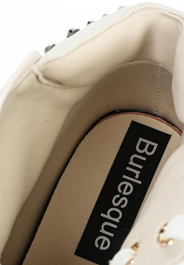 Женские кеды на танкетке Burlesque 16SN-012: изображение 5