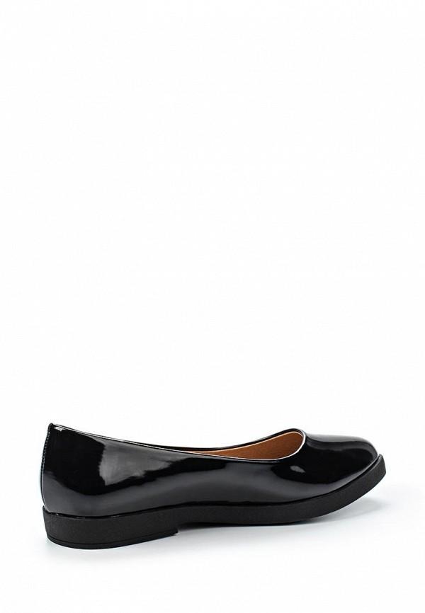 Туфли на плоской подошве Burlesque HRC-15134-19: изображение 2