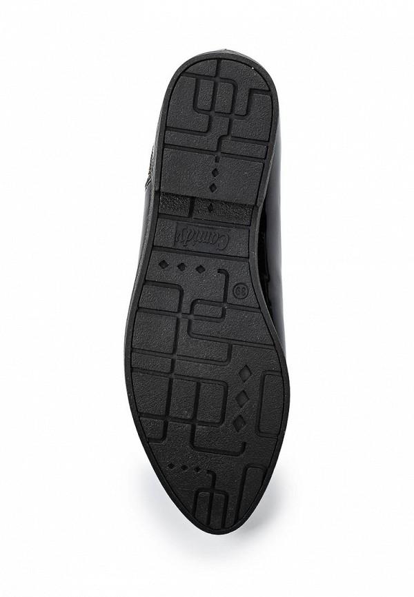 Туфли на плоской подошве Burlesque HRC-15134-19: изображение 3