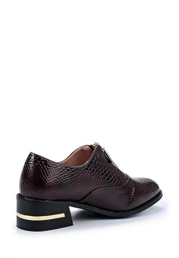 Туфли на каблуке Burlesque HRC-15134-25: изображение 2