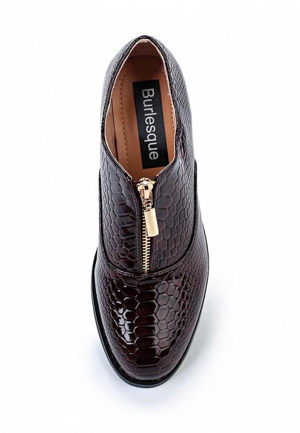 Туфли на каблуке Burlesque HRC-15134-25: изображение 4