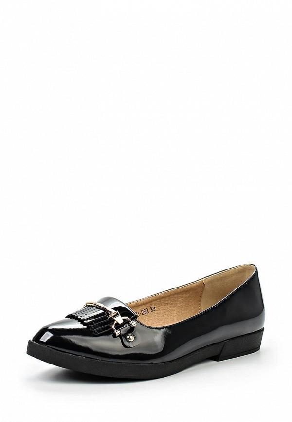 Туфли на плоской подошве Burlesque HRC-15134-33: изображение 1