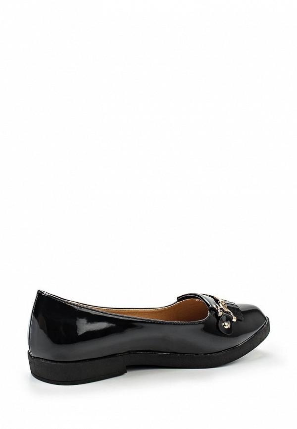 Туфли на плоской подошве Burlesque HRC-15134-33: изображение 2