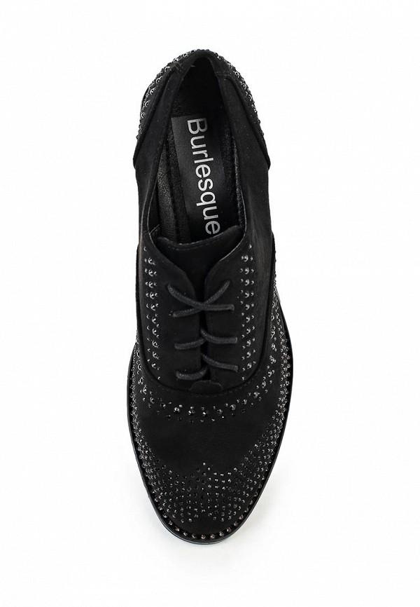 Туфли на каблуке Burlesque HRC-15134-35: изображение 4