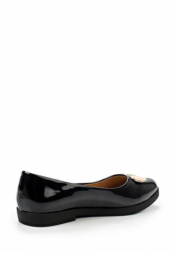 Туфли на плоской подошве Burlesque HRC-15134-44: изображение 2