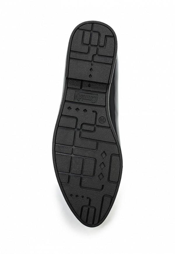 Туфли на плоской подошве Burlesque HRC-15134-44: изображение 3