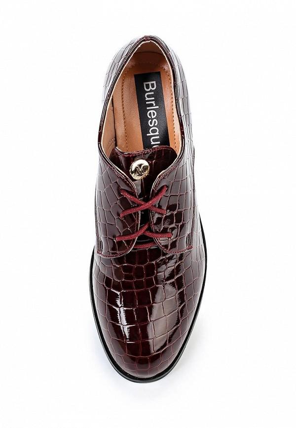 Женские ботинки Burlesque HRC-15134-49: изображение 4