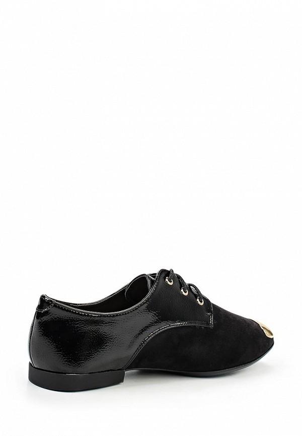 Туфли на плоской подошве Burlesque HRC-15134-54: изображение 2