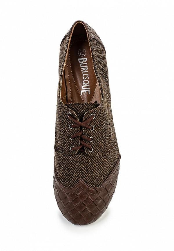 Женские ботинки Burlesque 16QQ21-E01: изображение 4