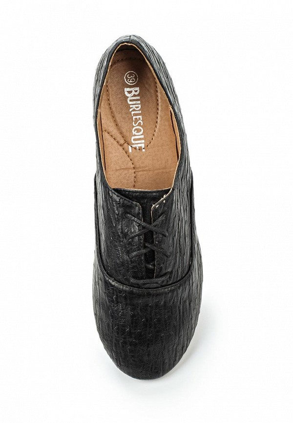 Женские ботинки Burlesque 16QQ21-E14: изображение 4