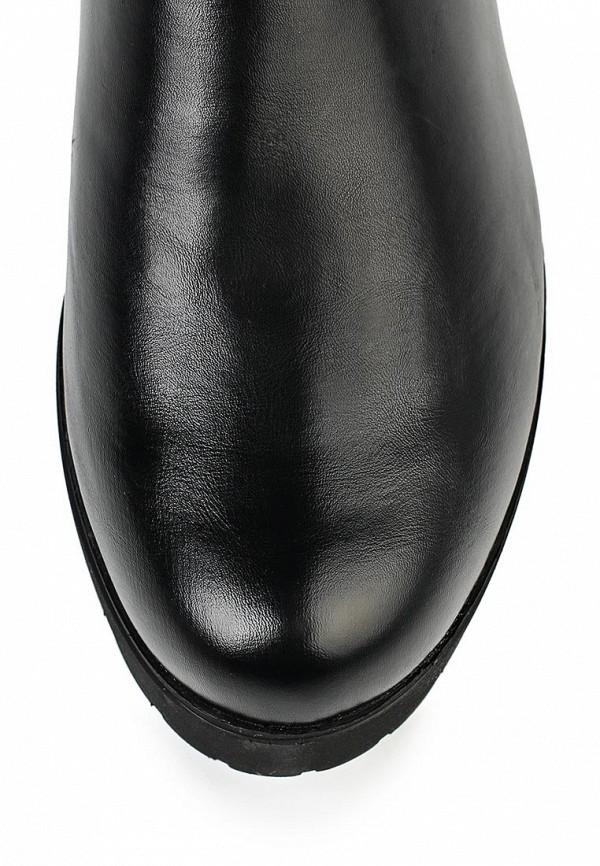 Сапоги на плоской подошве Burlesque HS111: изображение 4