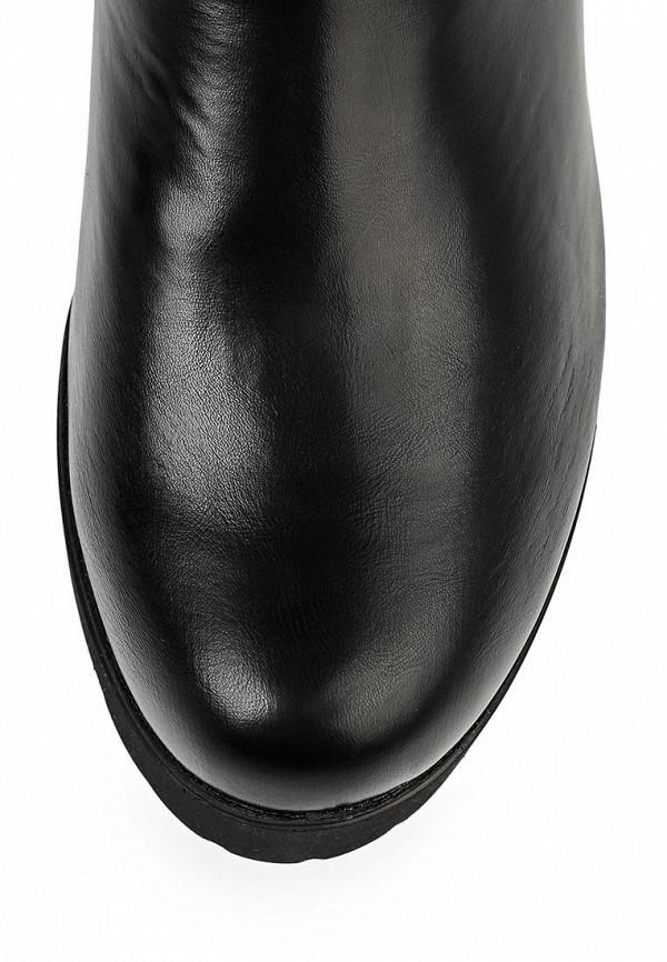 Сапоги на плоской подошве Burlesque HS122: изображение 4