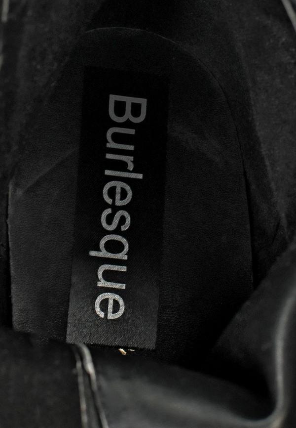 Сапоги на плоской подошве Burlesque CCN1295: изображение 5
