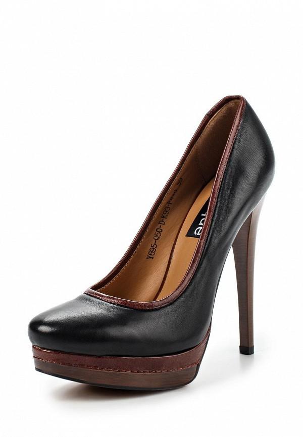 Туфли на каблуке Burlesque MA  1512: изображение 1