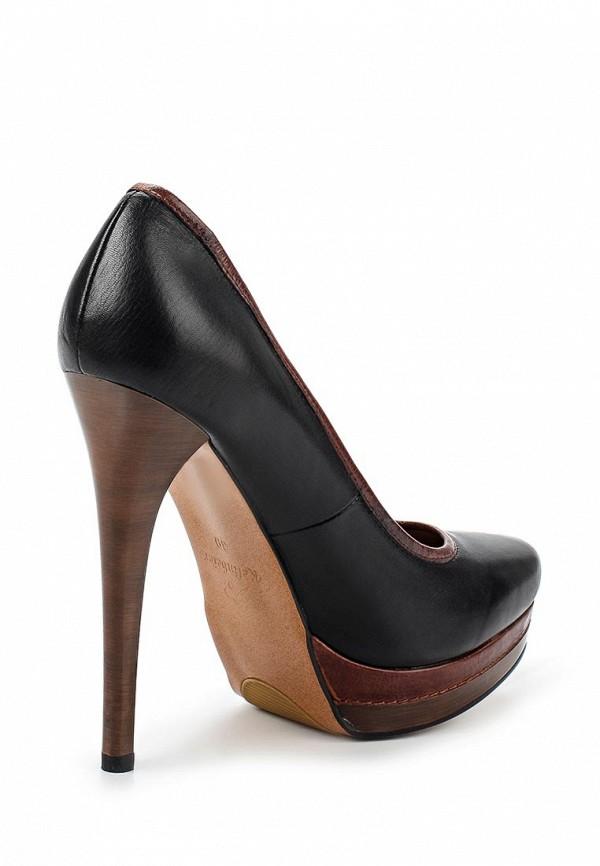 Туфли на каблуке Burlesque MA  1512: изображение 2