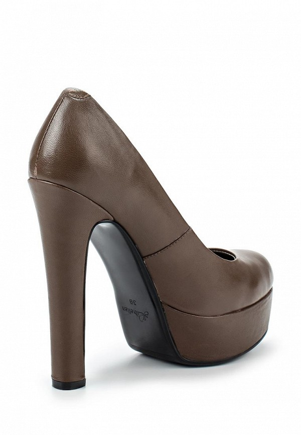 Туфли на каблуке Burlesque MA  1513: изображение 2