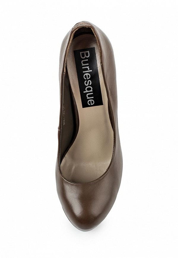Туфли на каблуке Burlesque MA  1513: изображение 4