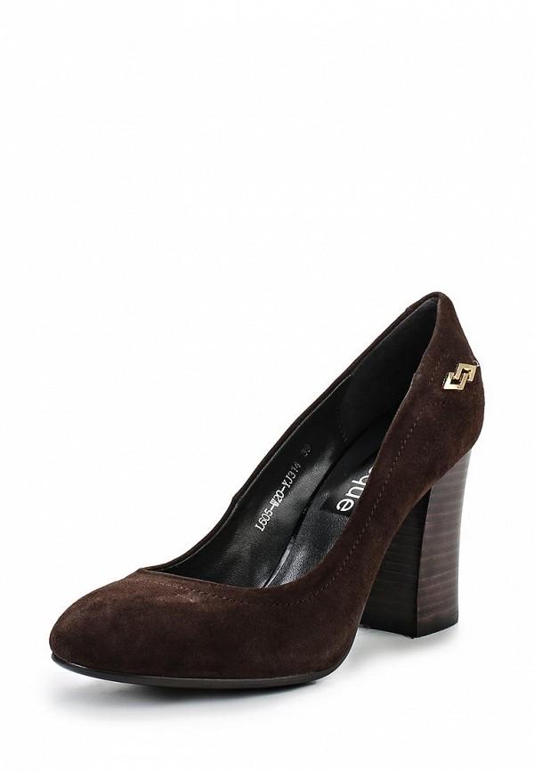 Туфли на каблуке Burlesque B1579: изображение 1