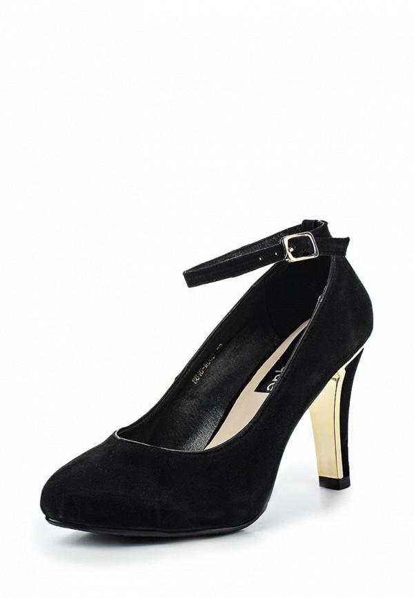 Туфли на каблуке Burlesque B1584: изображение 1