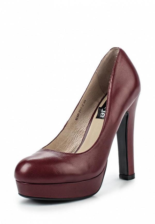 Туфли на каблуке Burlesque B1589: изображение 1