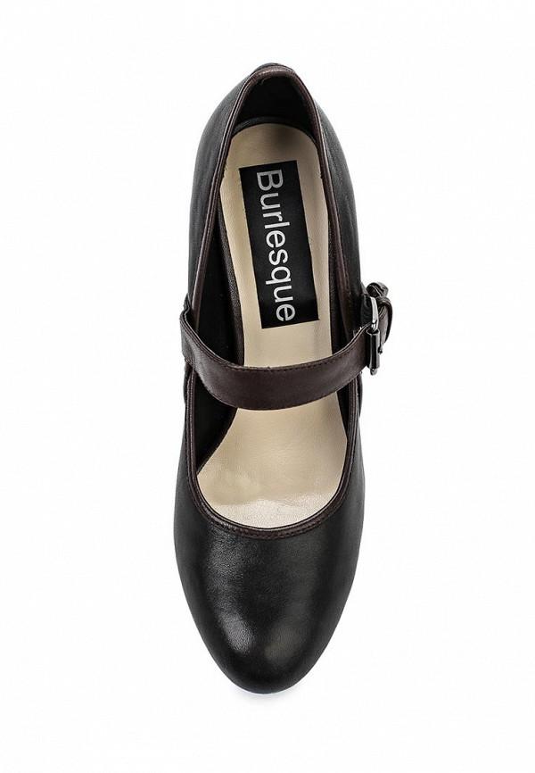 Туфли на шпильке Burlesque B1590: изображение 4