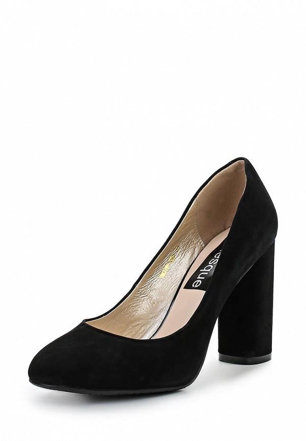 Туфли на каблуке Burlesque B1591: изображение 1